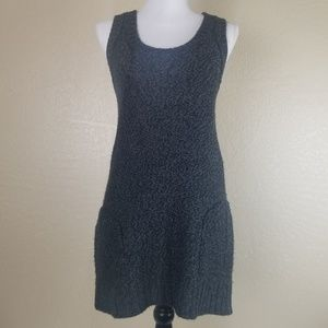 ⭐Rubbish Nordstrom Gray Sweater Dress Size Small